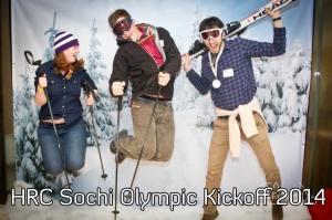 HRC Sochi Olympic Kickoff