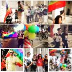 U.S. Embassy in Albania 2015 Annual Gay Ride Against Homophobia, Transphobia, and Biphobia..